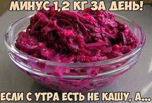 Рецепты / Свекольный салат