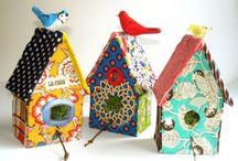 Bird house:)