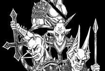 deathmetal art