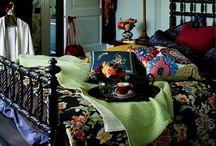 Soveværelse, bedrom.