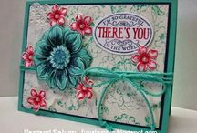 Stampin' Up! 2014-2015 Annual Catalog projects