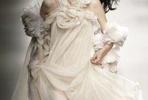 Bride / gowns, hairdos etc