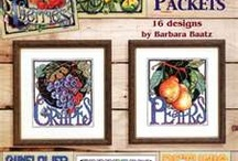Seed Packets & Crate Labels