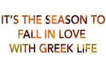 Greek Life / Greek life