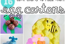 kartóny na vejce - výrobky