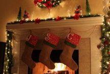 Christmas Decor / by Elaine Zeinner