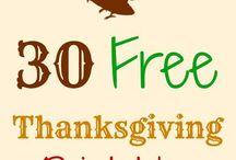 Holidays {Thanksgiving Edition}