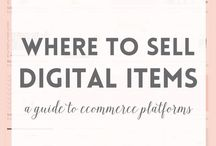 Blogging: Ecommerce & Printable Business Tips