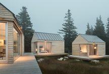 Contemporary Barn Houses