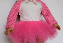 Crochet: Toys and toy clothes