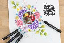 Inspiration - Chameleon Pens