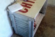 Recycle / Arredamento d'interni