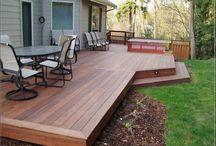 Cottage deck ideas