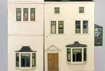 Small Things (Miniaturas) / Miniaturas de casas de boneca, brinquedos e esculturas.