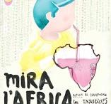 Mira l'Àfrica / Materials, tallers i recursos de la campanya Mira l'Àfrica de la Fundació Akwaba