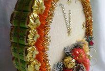 конфеты на новый год