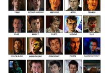 Doctor Who love / by Emily Pichler