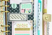 Planner inspiration / Planner inspirational pics