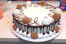 torta hagyományos diszités