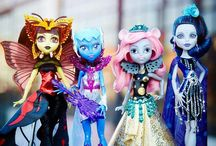 Monster High /   TV series, comics, products and fanfic