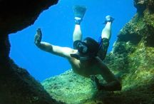 Snorkeling on #Guam / Snorkeling on #Guam