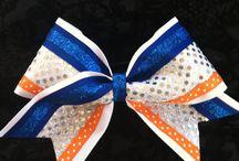 Cheer & sports stuff / by Nikki Little