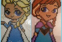 Perler bead projects