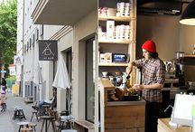 Café: Balcão