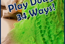Play dough Activities