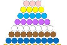 Montessori piramide