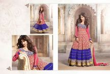 CHITRANGADA SINGH LONG LENGTH SUITS / A huge sparkling collection of Indian ethnic wear in our attention-grabbing online showroom whose variety is growing every month. online shopping store for Saree, Salwar Suits, Lehengas, Jewellery, Kids Wear at best price.