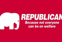 Republican All the Way! / by Starr Pollock
