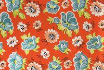 Modern Fabrics-1930s-40s Look