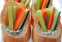 Chrissy lunch ideas