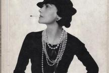 Coco Chanel / by Teri Grant