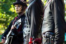 Steampunk Musicians