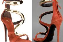Shoe Freak :D / by Karin Jones