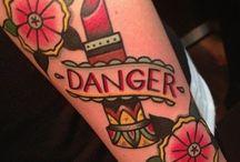 Tatuagens de maquiadora ^^