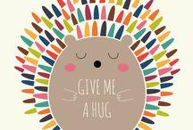 Hug me please