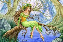 Fairies: Barbara Lanza