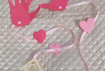 Valentines Toddler Art