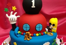 Cumple negro mickey mouse