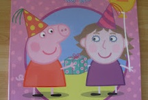 Personalised Books / Personalised childrens books starring your child in the story and pictures. Including Peppa Pig, In the Night Garden, Ben and Holly's Little Kingdom and Disney Adventures