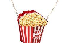 Popcorn Kostüm
