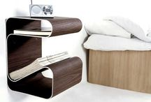 bedroom night stand / by Cosette Simon