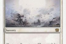 Magic the gathering: White Cards