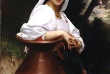 Art Painter William Adolphe Bouguerau