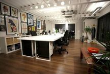 Work Spaces / by Studio Hill Design