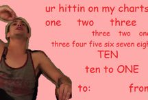 valentines day cards....