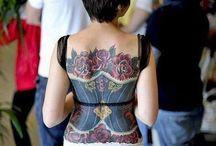 Tattoos / by Loree Lial